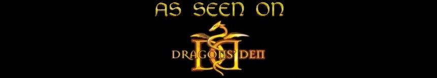 Our Ergonomic Range was Featured on Dragons Den